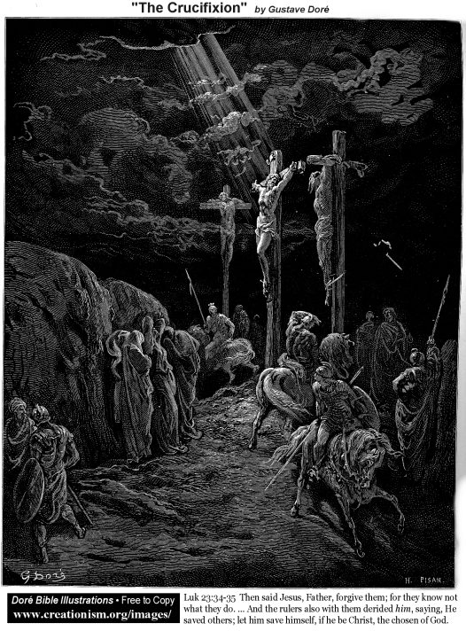 tLuk2334Dore_TheCrucifixion
